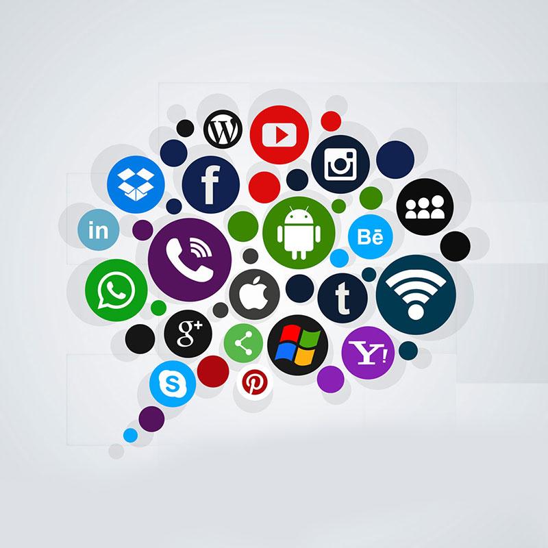 رسانه اجتماعی - بهینه سازی موتور جستجو SEO