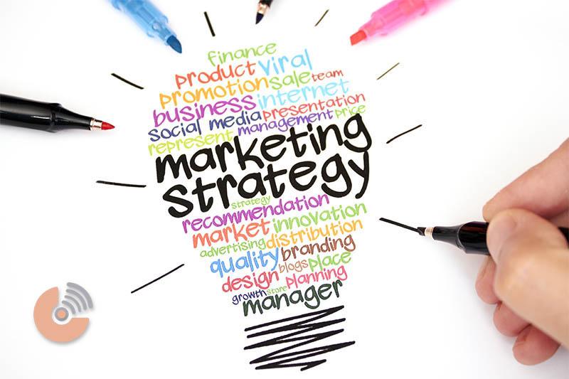 عناصر اصلی استراتژی بازاریابی