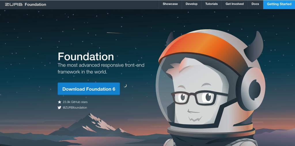 فریم ورک Foundation
