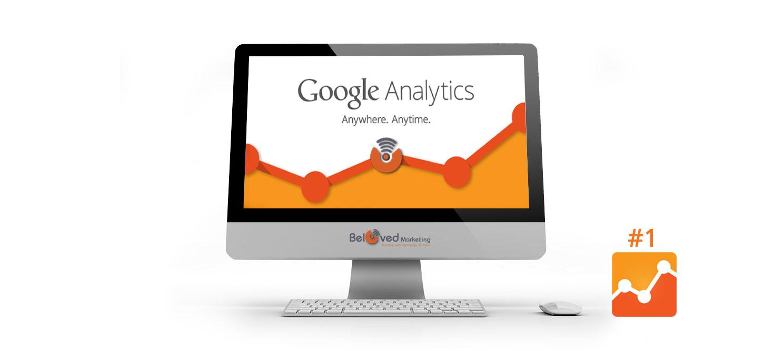 اهمیت استفاده از تحلیل های دیجیتال در بازاریابی اینترنتی ( گوگل آنالیتیک ۱ )