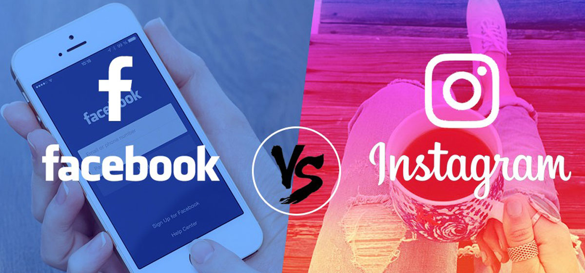 تبلیغات در فیس بوک یا اینستاگرام