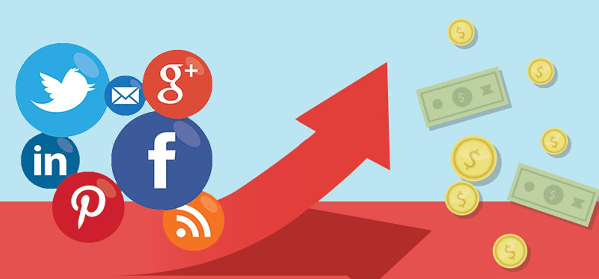 فروش از طریق شبکه های اجتماعی در سال 2016