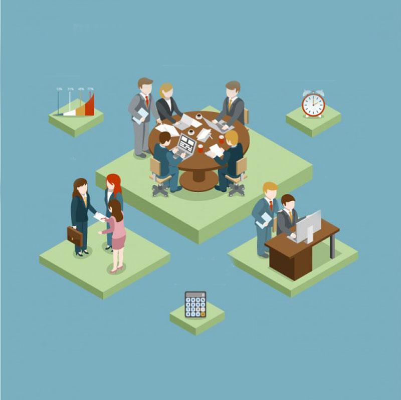 انواع طرح کسب و کار