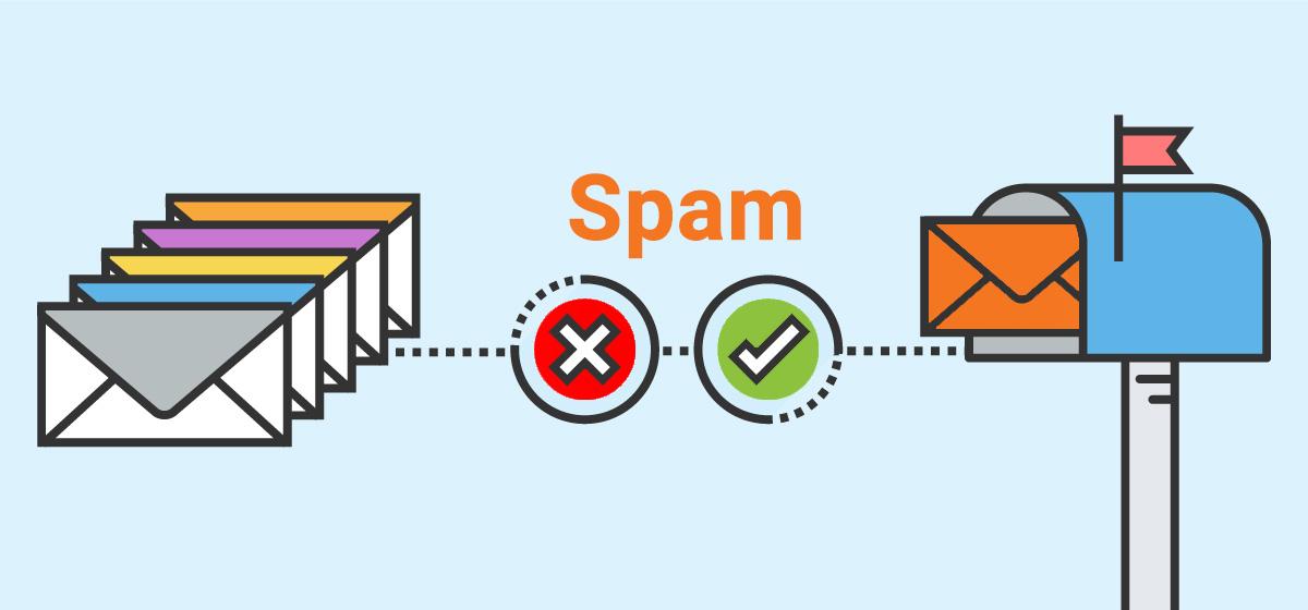 14 نشانه ی ایمیل تبلیغاتی spam کدامند؟