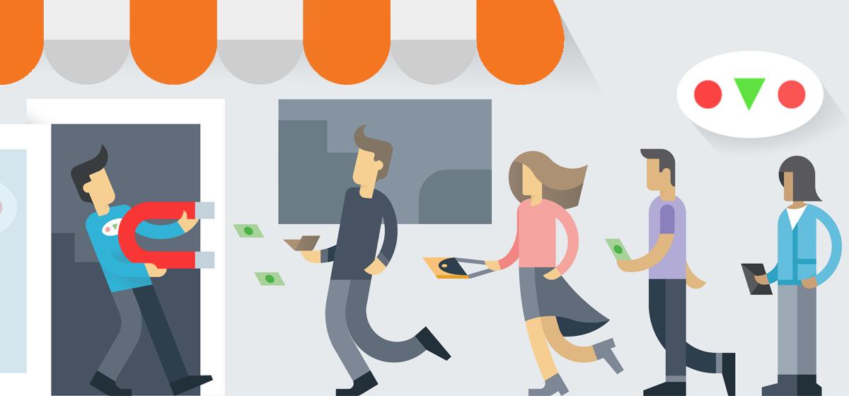 5 روش برای ایجاد برندی که مشتریان را به خود جذب کند