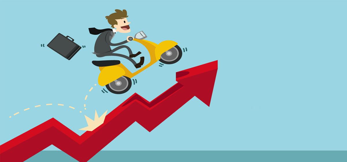اینفوگرافیک : مراحل برنامهریزی رشد کسب و کار (راهنماییهای ضروری برای رشد کسب و کار)