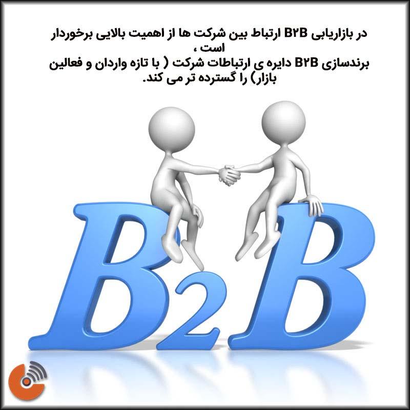 برندسازی b2b