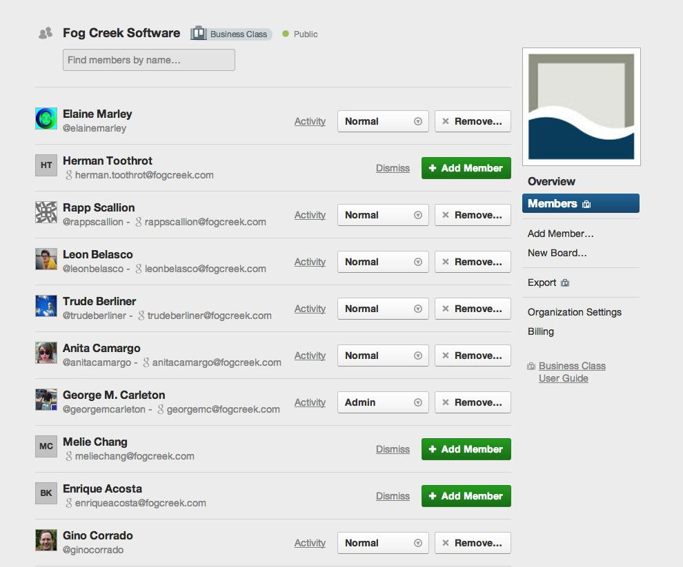 نرم افزار مدیریت پروژه اینترنتی ترلو