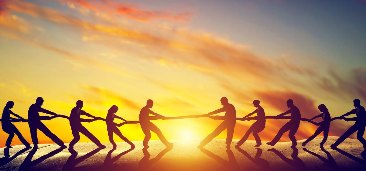 بازار رقابتی و 5 روش کاربردی برای مقابله با رقبا