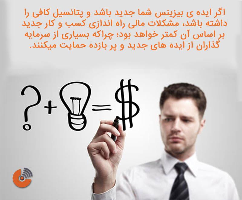راه اندازی کسب و کار