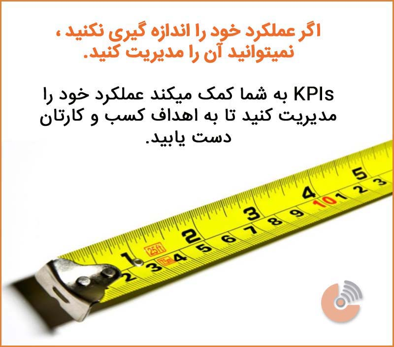 شاخص های کلیدی عملکرد ( KPIs ) استراتژی بازاریابی