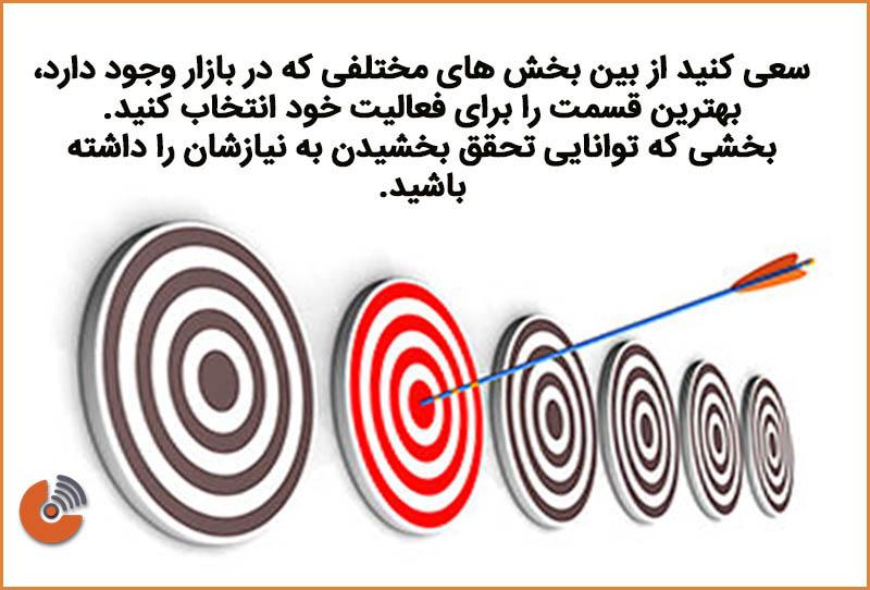 بازار هدف - استراتژی بازاریابی
