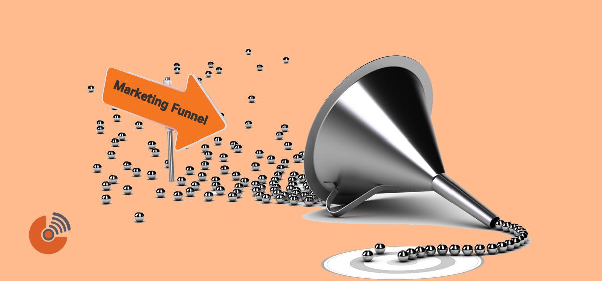 قیف بازاریابی (Marketing Funnel) چیست؟