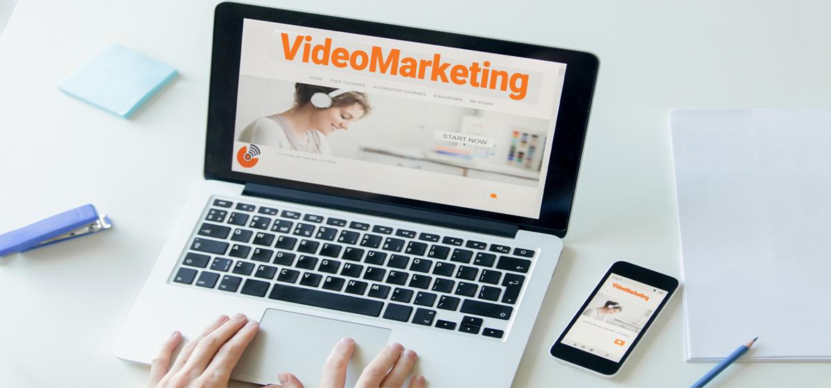 ویدئو مارکتینگ یا بازاریابی ویدئویی چیست؟