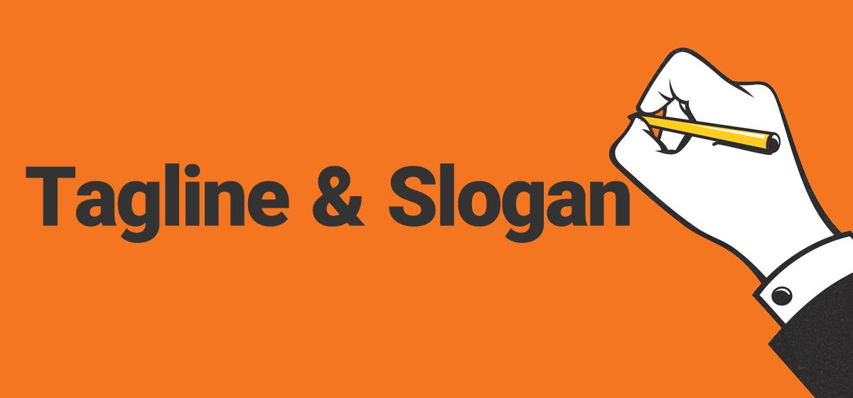 تگ لاین و اسلوگان چیست و چه تفاوتی با هم دارند؟