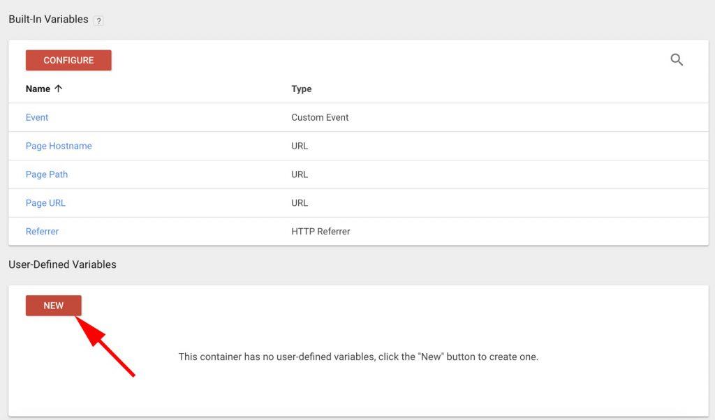 راهنمای گوگل تگ منیجر