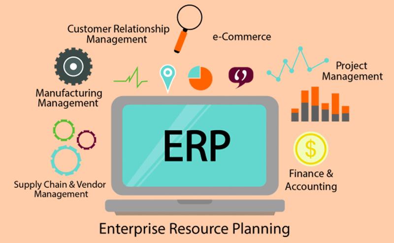 نرم افزار ERP