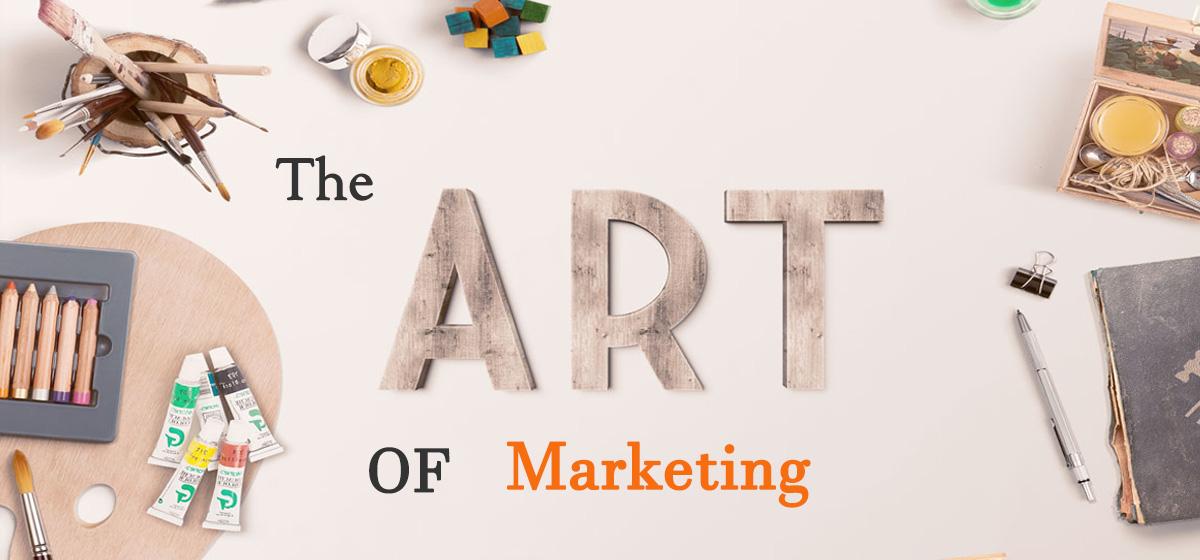 علم بازاریابی یا هنر بازاریابی؟