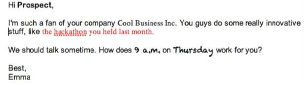 ایمیل تبلیغاتی Spam